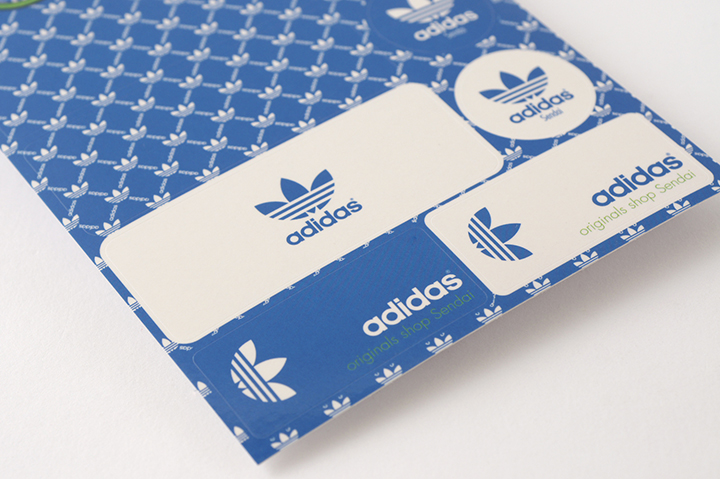adidas originals/Art Direction KZK